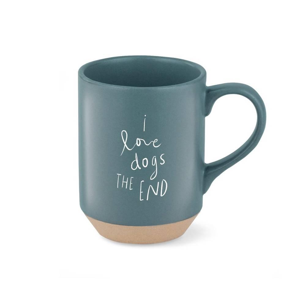 fringe studio dogs mug