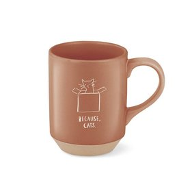 fringe studio cats mug