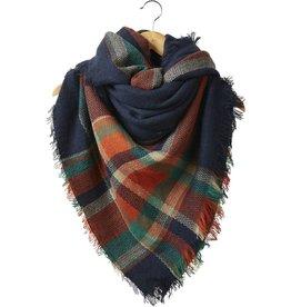 tickled pink tickled pink blanket scarf