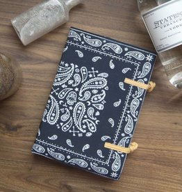 print fresh print fresh palmistry bandana journal