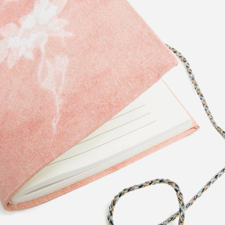 print fresh print fresh blush wild rose notebook