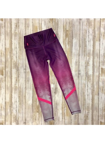 JEN High Waist Legging Blackberry