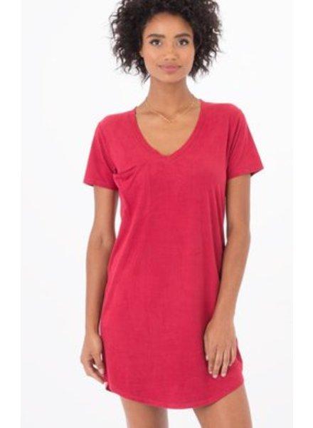 Z Supply Suede Dress