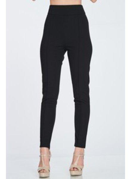 Evenuel Slim Pant Black