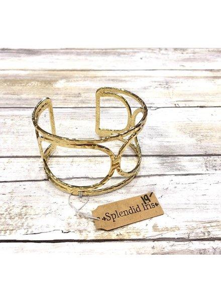 Splendid Bracelet Gold