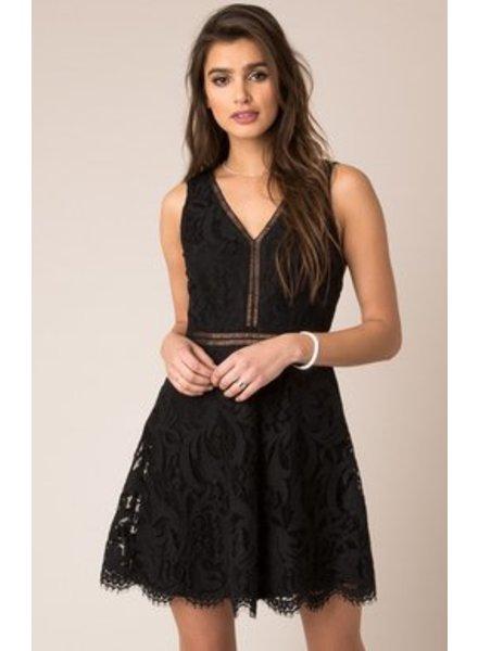 Black Swan Alexis Dress Black