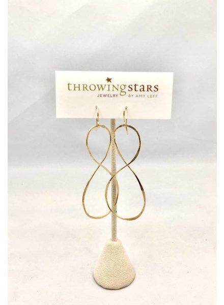 Stars Infinity Earrings