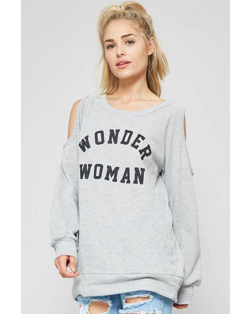 Promesa Wonder Woman Sweatshirt