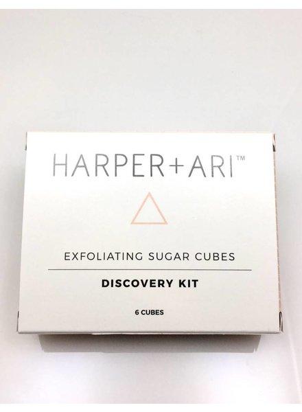 Harper Cubes in a Box