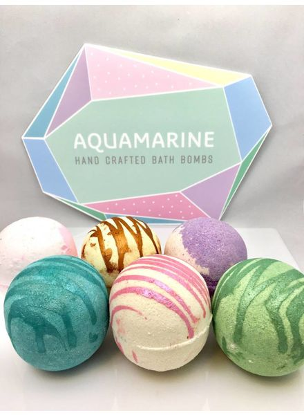 Bath Bombs Set of 4
