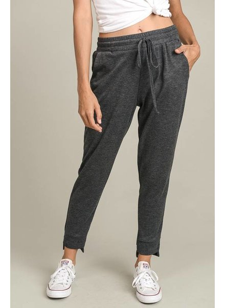 First Love Charcoal Joggers