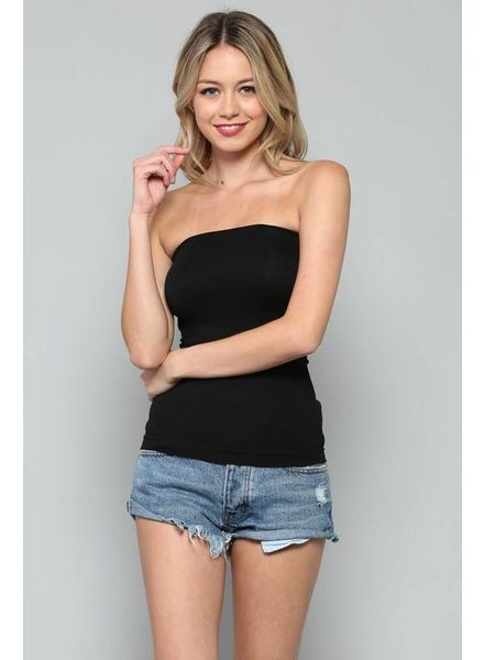By Together By Together Tube Top Black