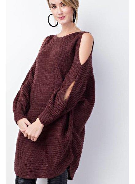 Easel Sweater Tunic