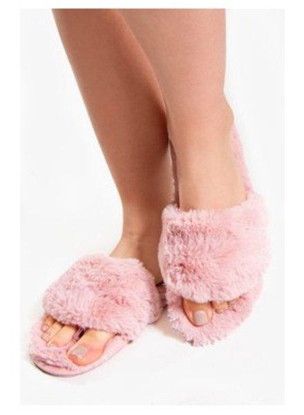 PJ Furry Slipper