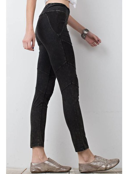 Easel Stone Washed Legging