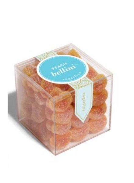 Sugarfina Peach Bellini Large Cube