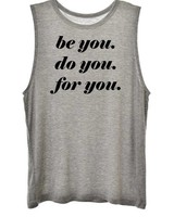 Graphic Tank BE YOU