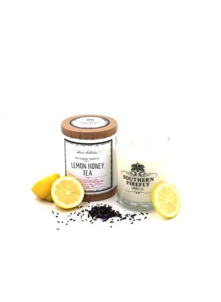 Southern Firefly Candle Lemon Honey Tea
