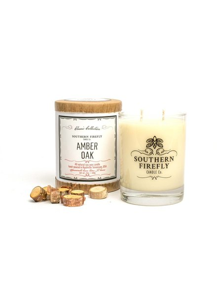 Southern Firely Candles Amber Oak