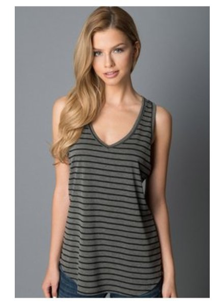 Another Love Striped Tank