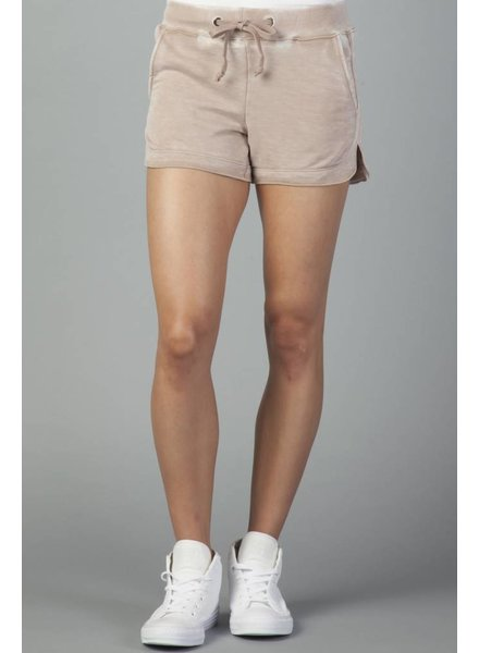 Another Love Shorts Tie UP Taupe