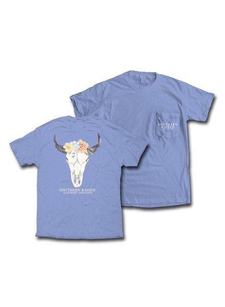 Southern Raised Bull Head