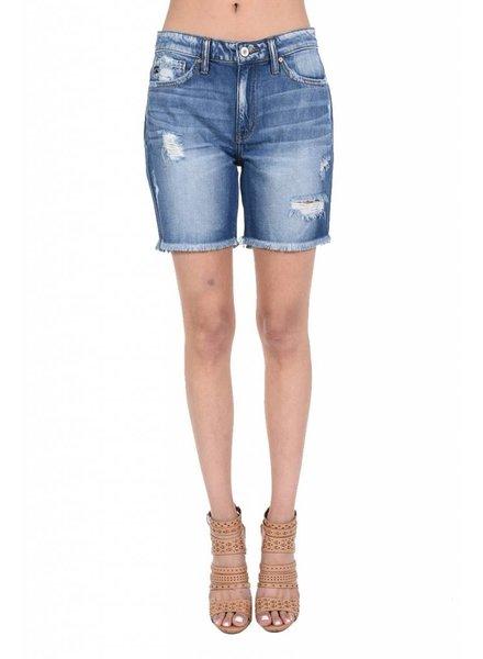 """KC Denim Shorts 6.5"""" INSEAM"""