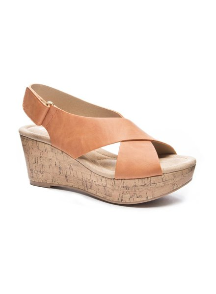 CL Audrine Nubuck Clay
