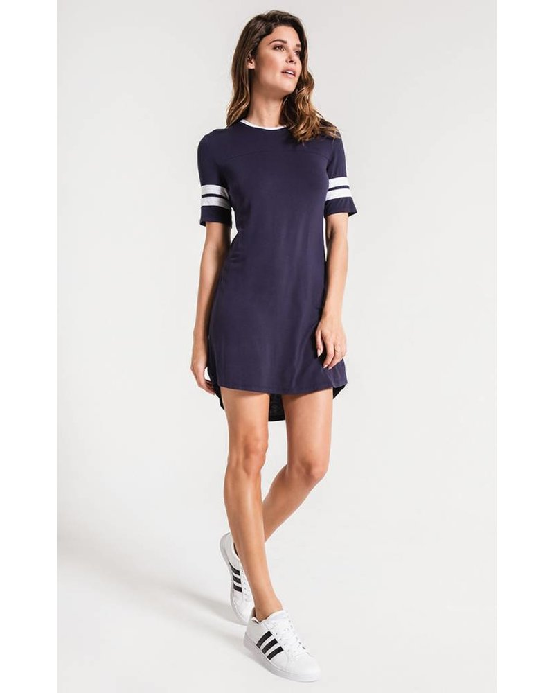 Z Supply Team Dress Navy