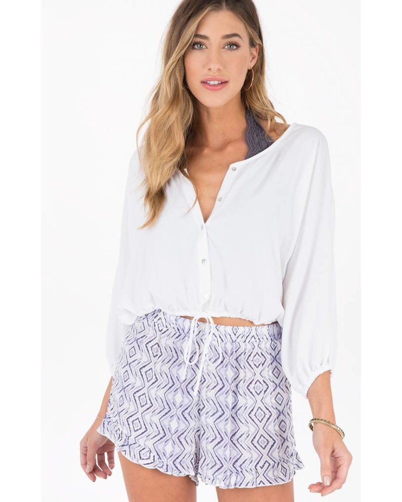 Others Lark Top White