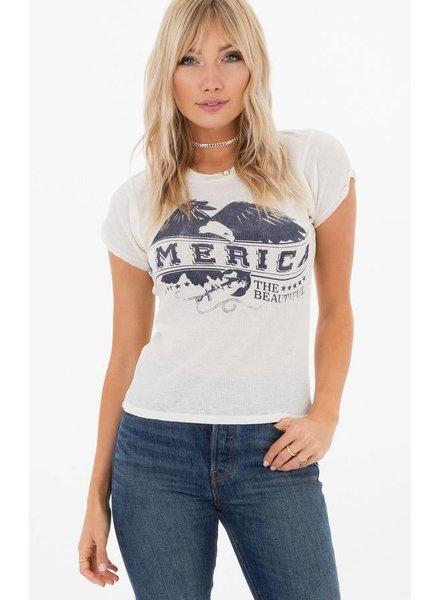 White Crow American Tee Shirt