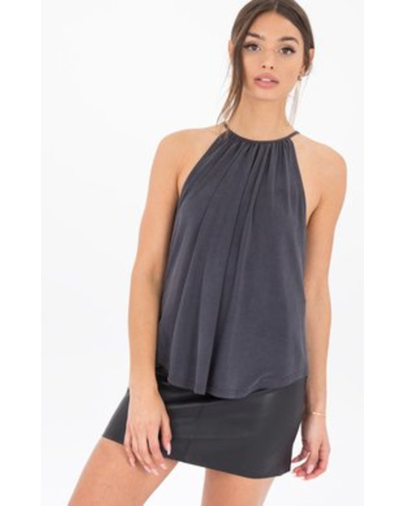 Black Swan Brunela Tie Top