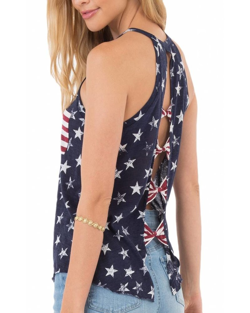 Others Follow Stars and Stripes Tank