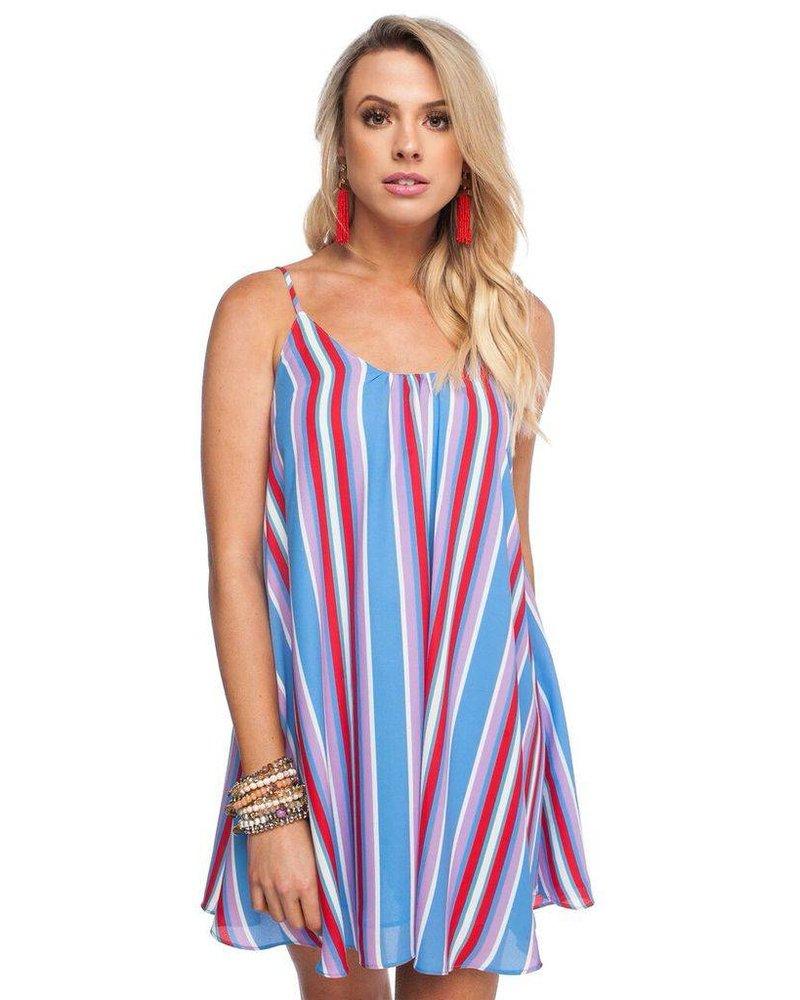 Buddy Love Striped Dress