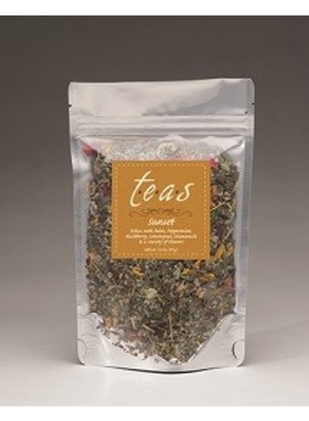 Salt Sisters SALT SISTERS Sunset Herbal Tea