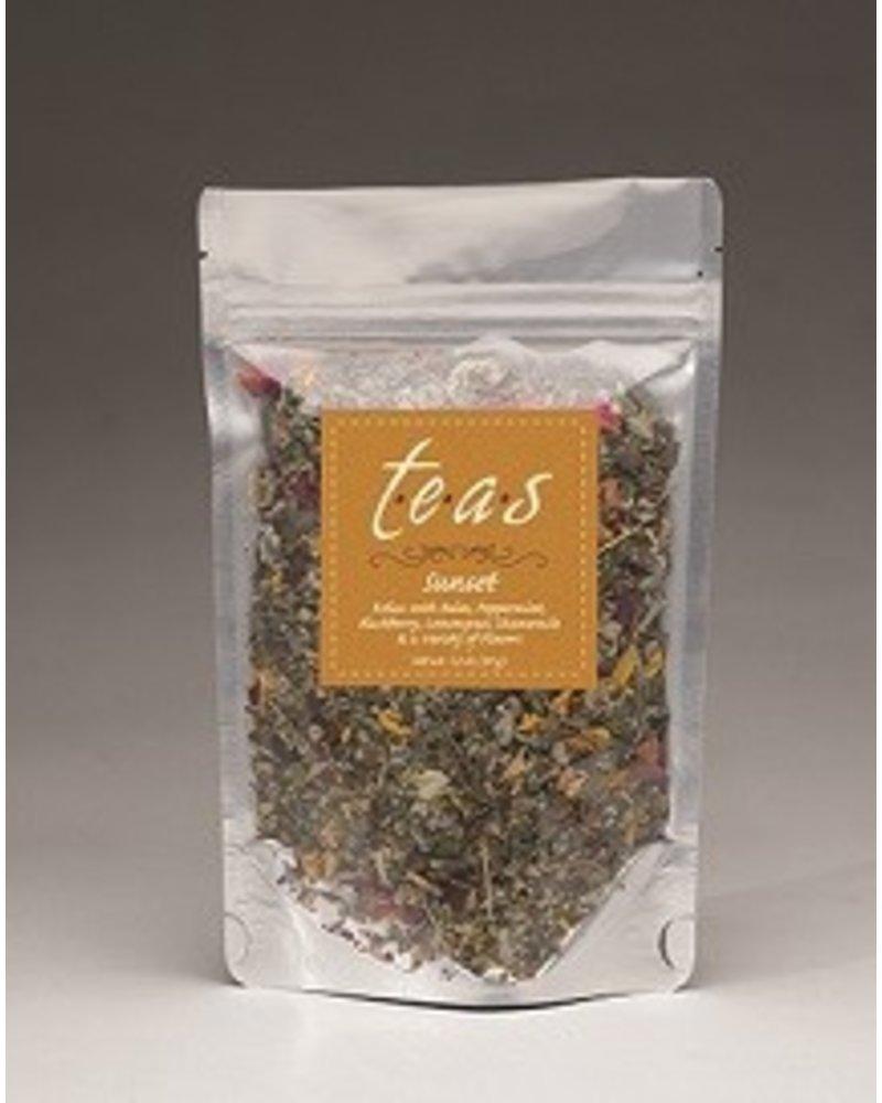 SALT SISTERS Sunset Herbal Tea