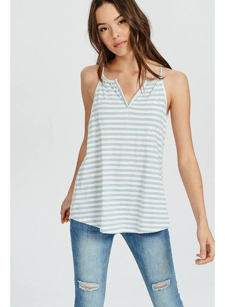 Wishlist Striped Tank Top
