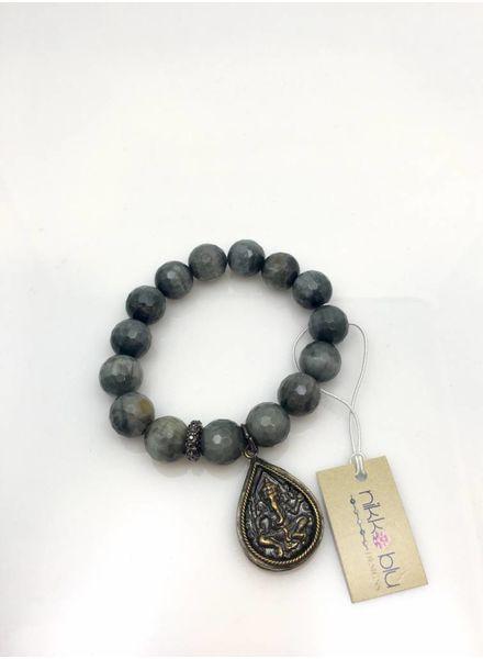 Nikko Blu Bracelet Zen