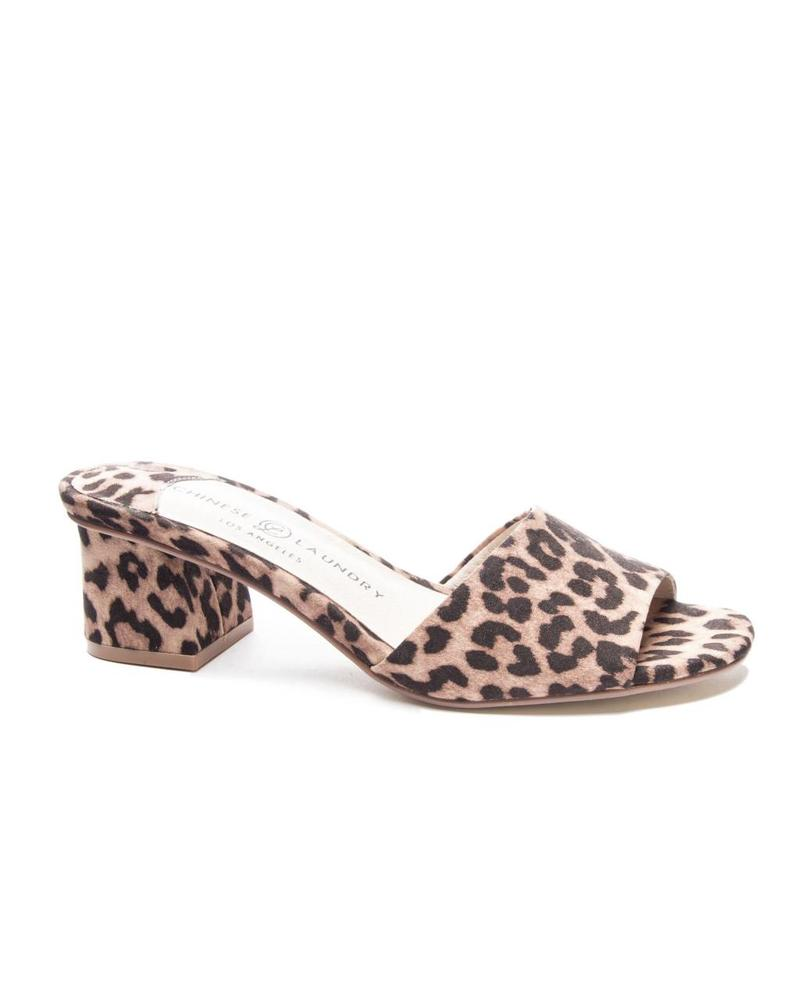 CL My Girl Sandal Leopard