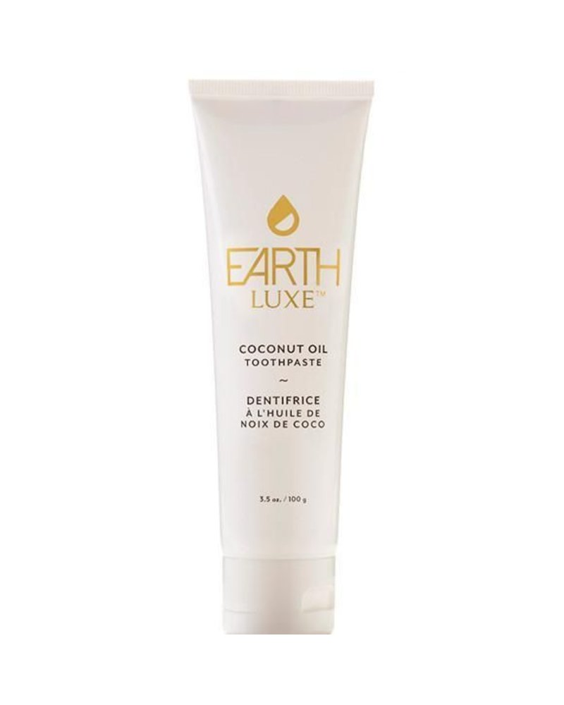Earth Luxe Earth Coconut Oil Toothpaste