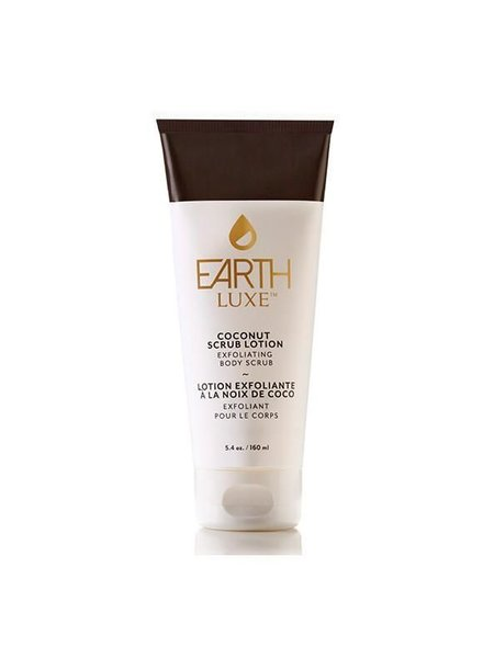 Earth Coconut Scrub Lotion
