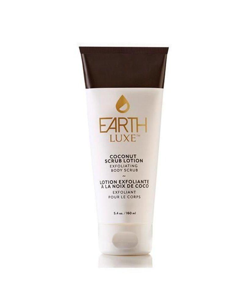 Earth Coconut Scrub Lotion