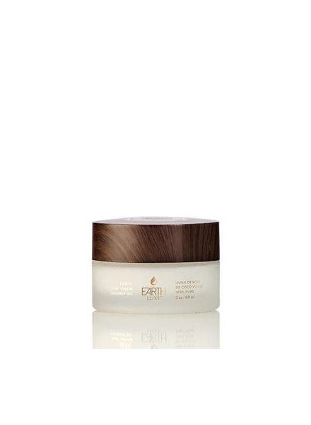 Earth Luxe Earth Raw Coconut Oil Glass Jar