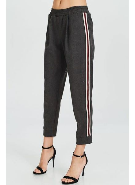 Wishlist Wishlist Leg Stripe Jogger Pant