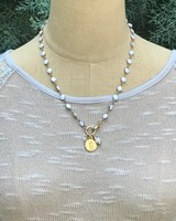 Inspire Pearly Gates Necklace