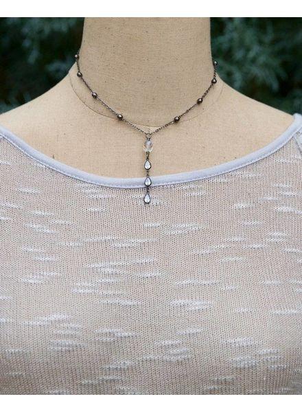 Inspire Happy Tears Necklace