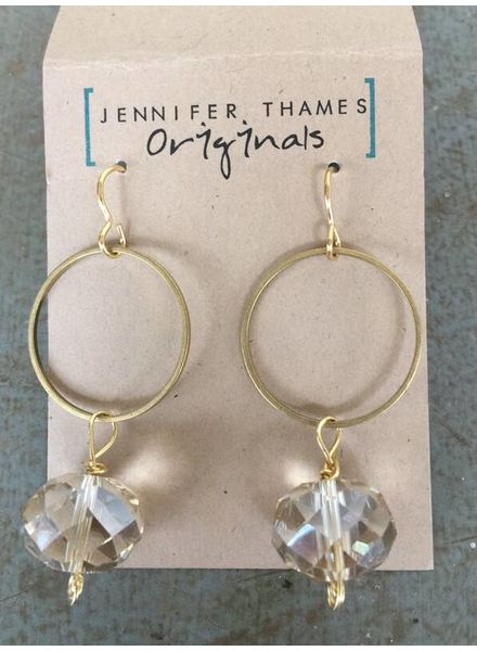 Jen Thames JEN THAMES Rae Earring