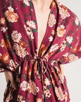 Others Follow Others Follow Lola Tawny Port Kimono