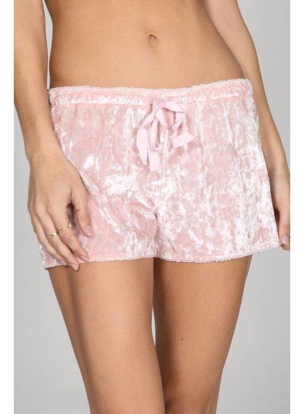 PJ Salvage PJ Salvage Crushin It Short Pink