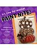 Paint Nite Pumpkin Sept 25 TUESDAY